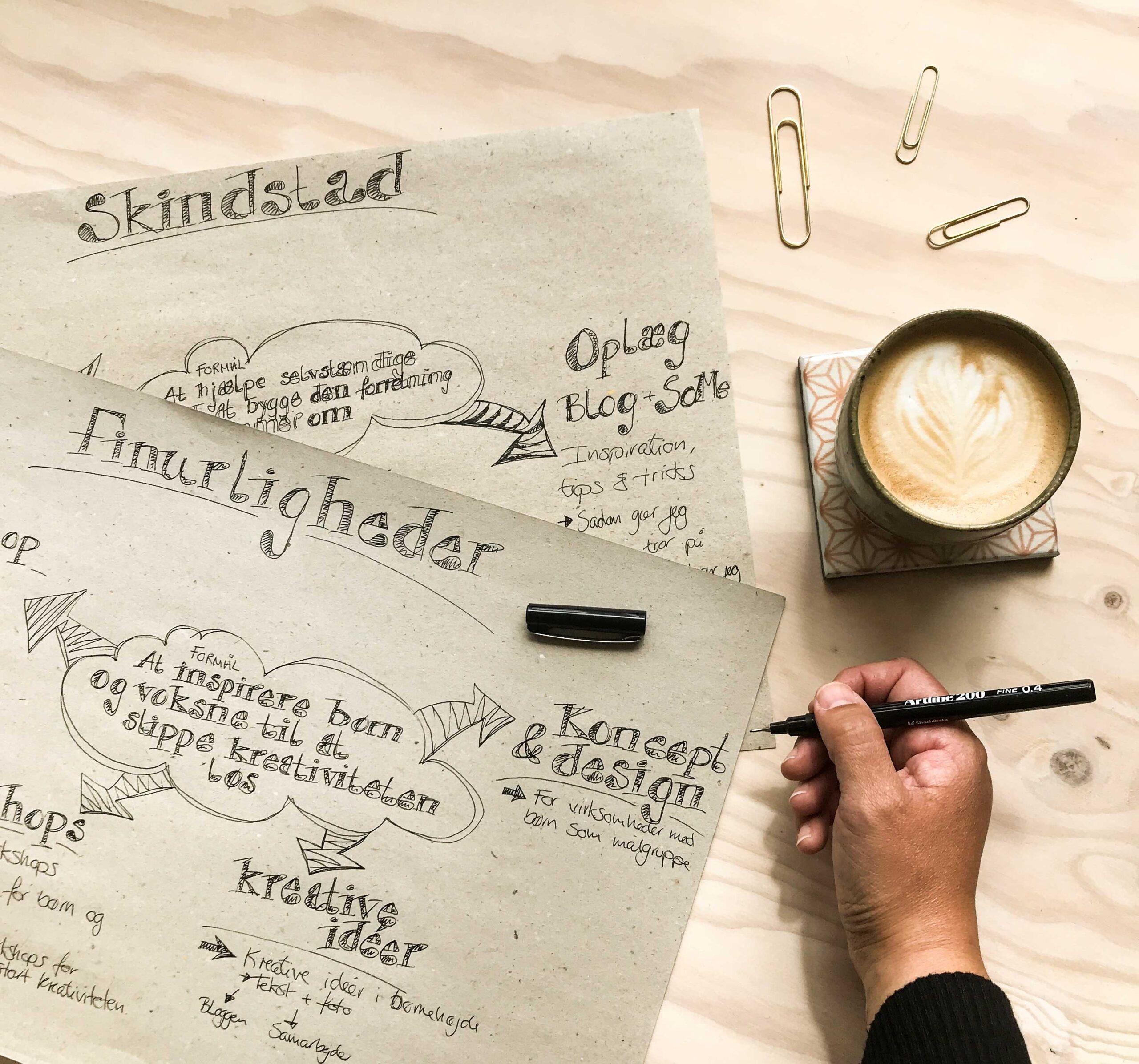 Selvstændig på barsel – hvordan sætter man sin virksomhed på pause?
