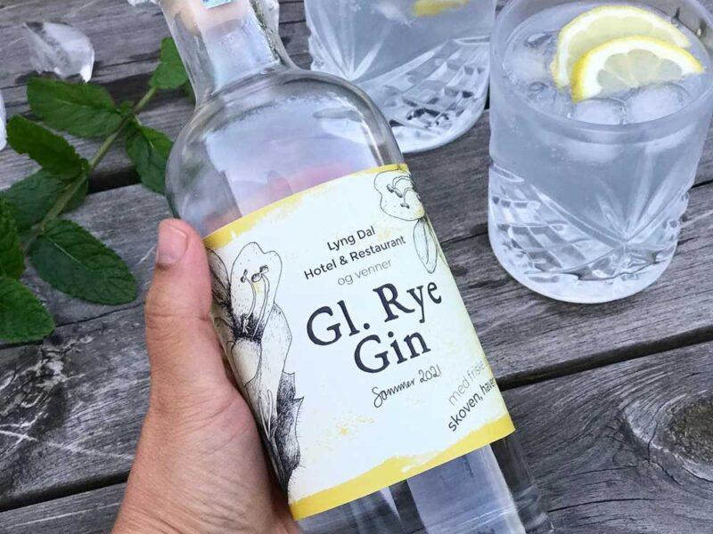 Gl. Rye Gin